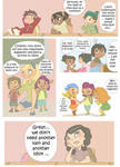 Total drama kids comic Pag 15