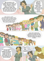 Total drama kids comic pag 17 by Kikaigaku