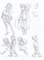 fantasy sketch 3 by Kikaigaku