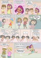 Total drama kids comic pag 19 by Kikaigaku