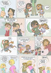 Total drama kids comic pag 20