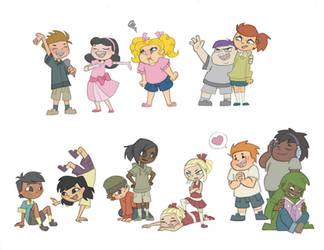 Pahkitew Kids by Kika-ila