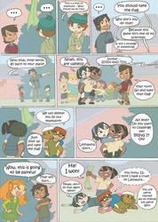 Total Drama Kids Comic Pag 21 by Kikaigaku