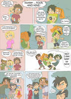 Total Drama Kids Comic Pag 22 by Kikaigaku