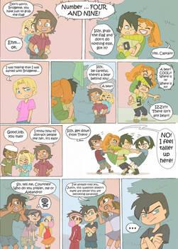 Total Drama Kids Comic Pag 22