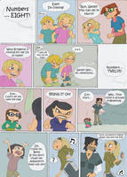 Total Drama Kids Comic pag 23 by Kikaigaku