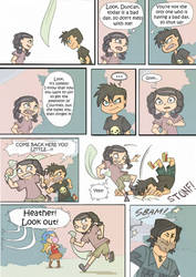 Total Drama Kids Comic pag 24