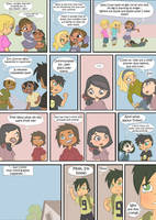 Total Drama Kids Comic pag 27 by Kikaigaku