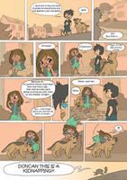 Total Drama Kids Comic pag 28 by Kikaigaku