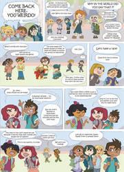 Total Drama Kids Comic pag 32 by Kikaigaku