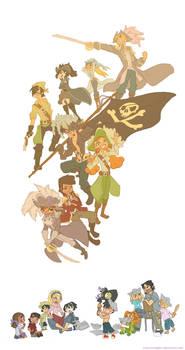 A Pirate Story
