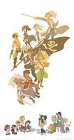 A Pirate Story by Kikaigaku