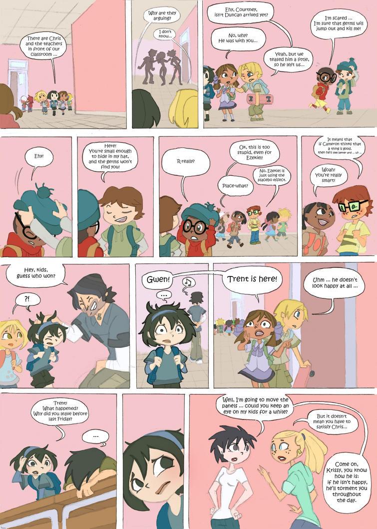 Total Drama Kids Comic Pag 34 By Kikaigaku On Deviantart