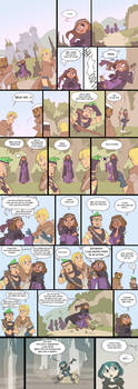 TD Fantasy: the curse of two dynasties page 3