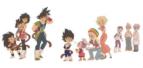 Different worlds by Kikaigaku