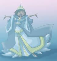 Total drama fantasy Queen Courtney by Kika-ila