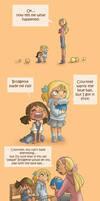 Total Drama (littlest) Kids Comic Extra