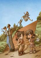 Reversed Roles by Kikaigaku