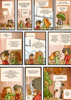 Total Drama Kids Comic pag 45 by Kikaigaku