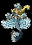 Bridgette the Mermaid