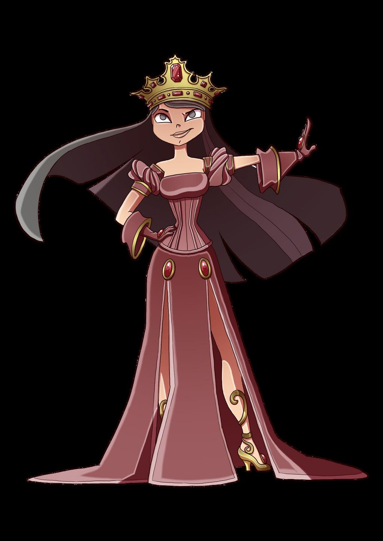 Heather The Queen