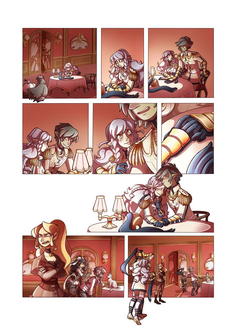 Vol 4 Pag 2 Ink by Kikaigaku