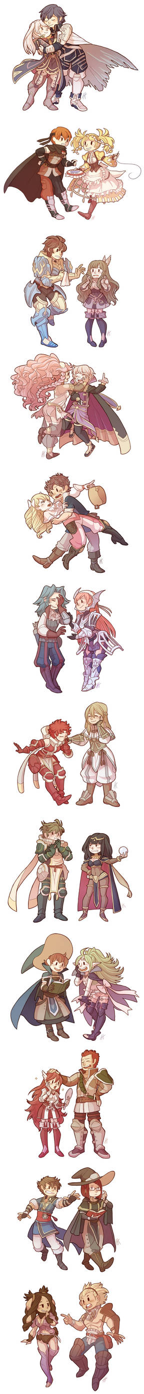 Awakening couples