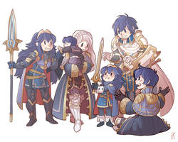Chrobin family