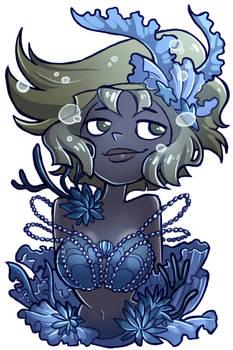 Mermaid Bridgette
