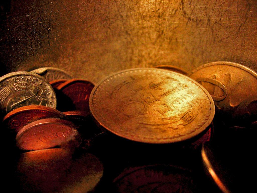 Coins by eddiez