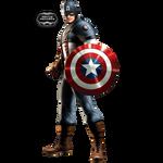 Captain-america Render