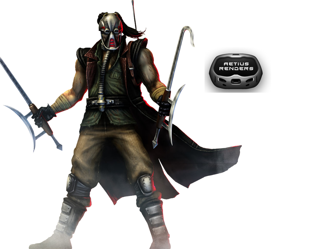 MK Kabal render by Victor76 on DeviantArt