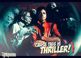 Cause this is Thriller by BarbraGolba