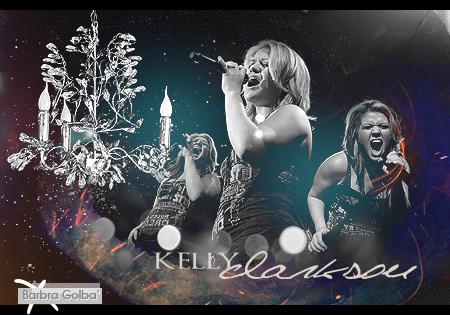Kelly Clarkson by BarbraGolba