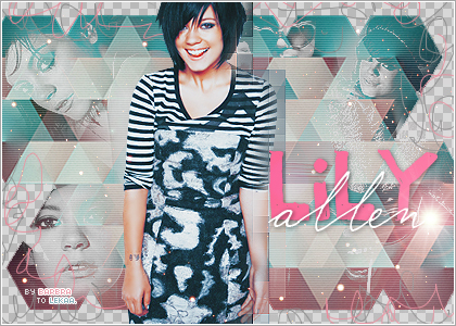 Lily Allen by BarbraGolba