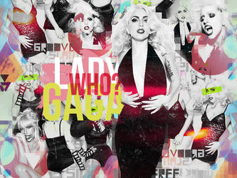Lady Who? by BarbraGolba