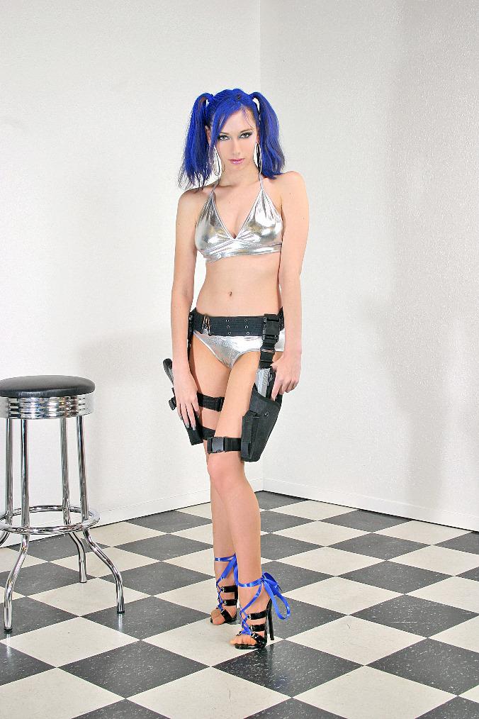 Cybergirl 12 by xKarexBearx