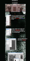 Photoshop CS3 Texture Brush Pattern and Preset