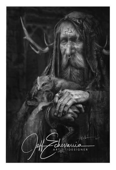 ORIAX STARGAZER Night Demon  of the Highest Order by JeffEch