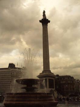 Trafalgar- Nelson's Column