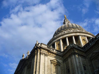 St. Paul's Cathedral by rimolyne