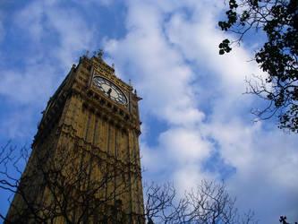 Big Ben by rimolyne
