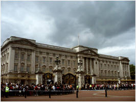 Buckingham palace by rimolyne