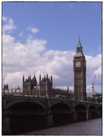 The Houses of Parliament 2008 by rimolyne