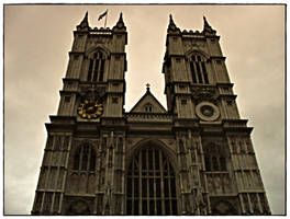 Westminster Abbey 2008 by rimolyne
