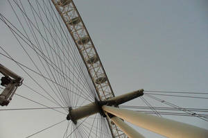 the LONDON-eye by rimolyne