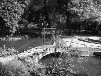 Little bridge, little distance by rimolyne