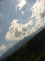 The Carphatian Mountains by rimolyne