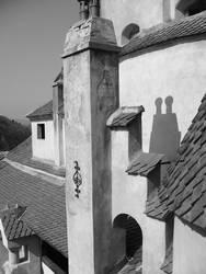 The Bran castle by rimolyne