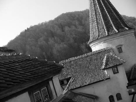 The Bran castle once more